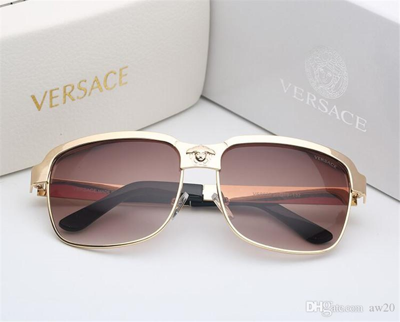 fcdf27b7c0 Compre 2019 Moda Mujer Gafas De Sol Cat Eye Shades Lujo Último Diseñador  Polarizado Gafas De Sol Personalidad Gafas Integradas UV400 A $14.47 Del  Aw20 ...