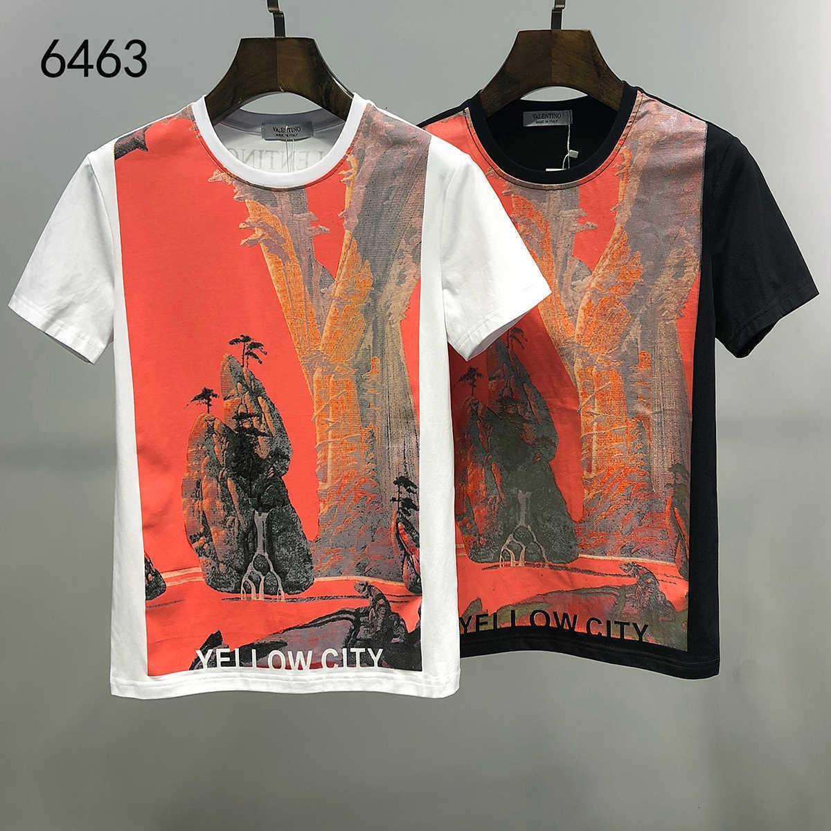 free shipping 2020 round neck mens t shirts casual T-shirt T-shirts 20191116-562po#9962*1_6463