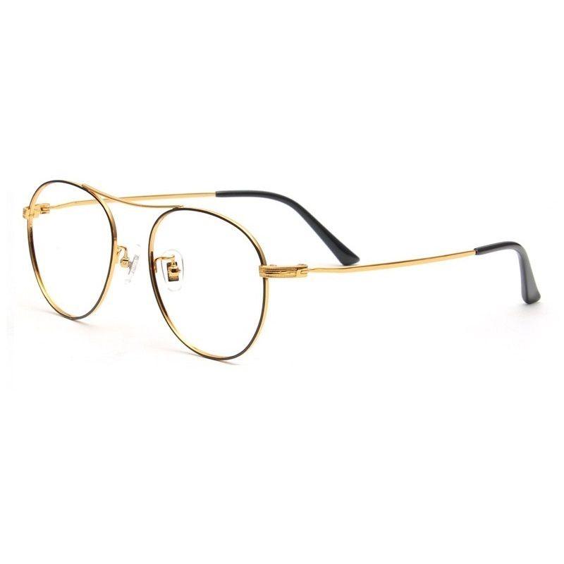 9dff86fde5d8 2019 Ultra Light Pure Titanium Full Frame Eyeglasses Frame Men Retro Thin  Optical Male Eyewear Pilot Sunglasses Women From Taihangshan, $44.86 |  DHgate.Com