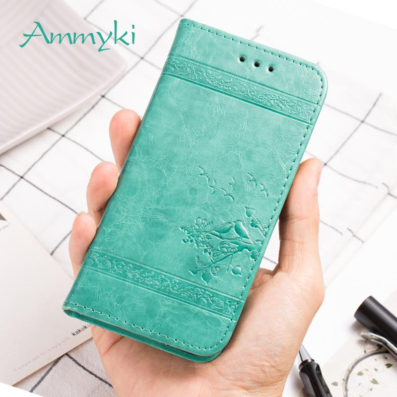 wholesale Fashion Luxury high quality elegant flip stents PU leather cell phone back cover 5.2'For Sony Xperia XA2 case