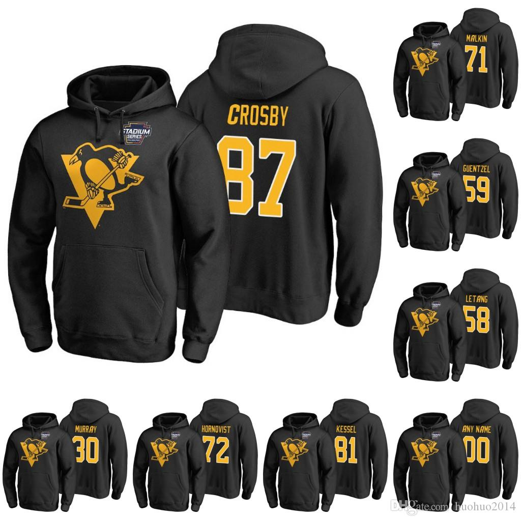 2019 Pittsburgh Penguins 2019 Stadium Series Hoodies Sidney Crosby Patric  Hornqvist Phil Kessel Casey DeSmith Pearson Jake Guentzel Hoodie From  Huohuo2014 d3b758f3a