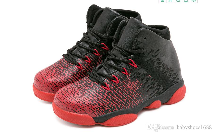 Top Children's Shoes Basketball Babys Youth Quality Running 2019 D9IW2eYEH