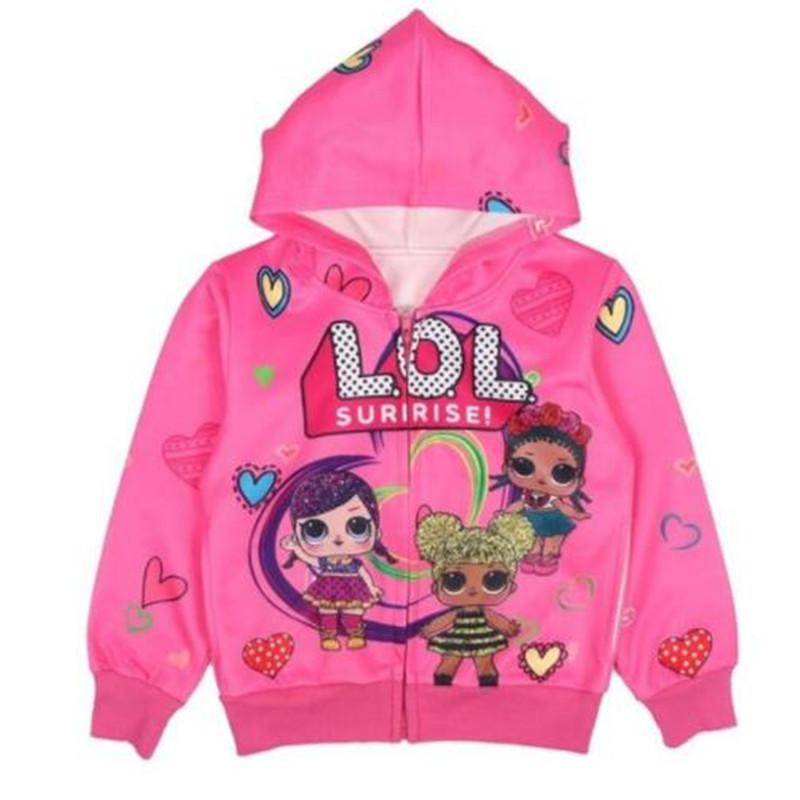 a09ebbb3518b HaoChengJiaDe Kids Baby Girl Jacket Coat Spring Autumn Hooded Coat ...