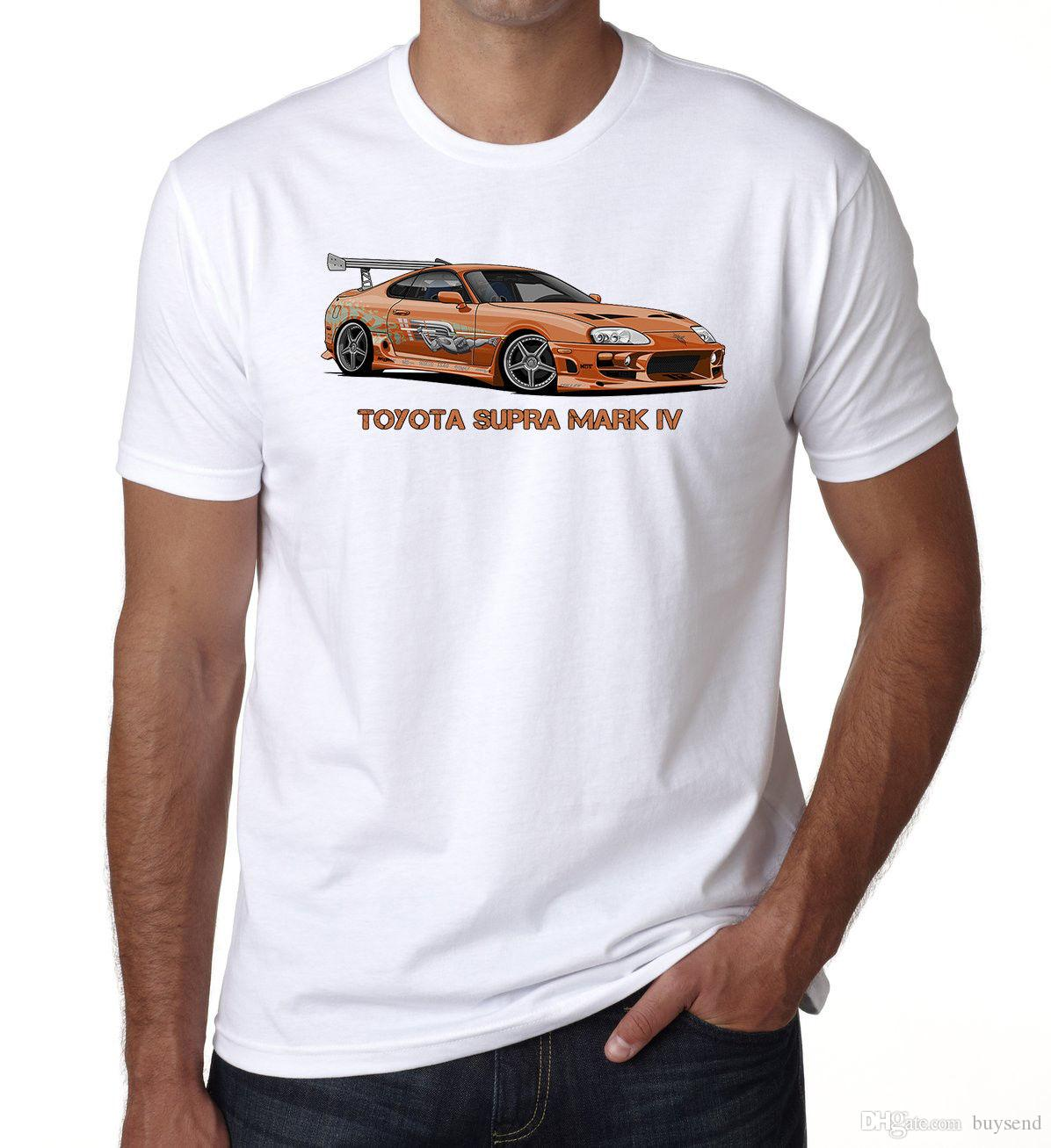 41b3a6e8411 Top Tee Supra Mark IV Top Tee Mens T Shirt Kids Fast N Furious White  TshirtDT Tee Shirts For Sale Random T Shirts From Buysend, $10.03|  DHgate.Com
