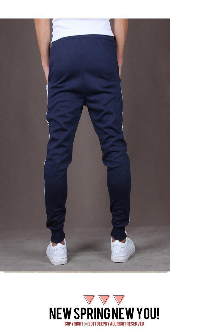 1d2a87cb 2019 New Fashion Jogger Pants Sports New Brand Joggers para hombre  Pantalones deportivos deportivos Harem Pantalones deportivos para hombres  ...