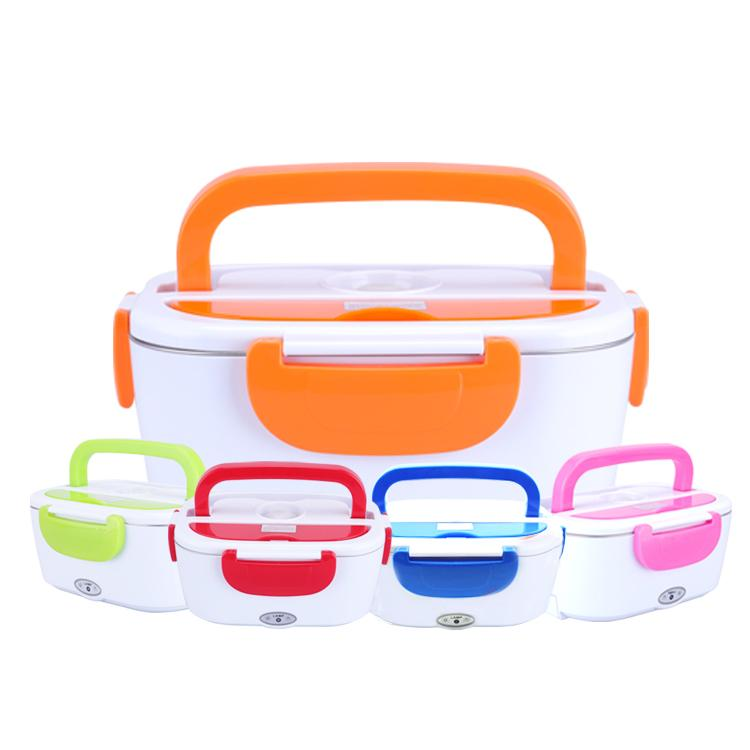 2019 Besuit Portable Electric Heating Lunch Box Food Grade Container