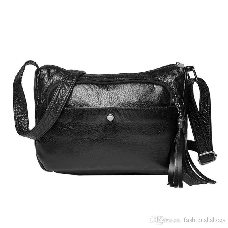 2e39b4a8bbb3 4 Styles Brand Designer Women Messenger Bags Crossbody Soft PU Leather  Shoulder Bag High Quality Fashion Women Bags Handbags Z60  275118 Handbags  Brands ...