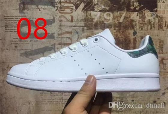 detailed look 1cf7e 6e004 2019 NEW sale Originals Stan Smith Shoes Women Men Casual Leather Sneakers  Superstars Skateboard White Blue Stan Smith shoes DMALL