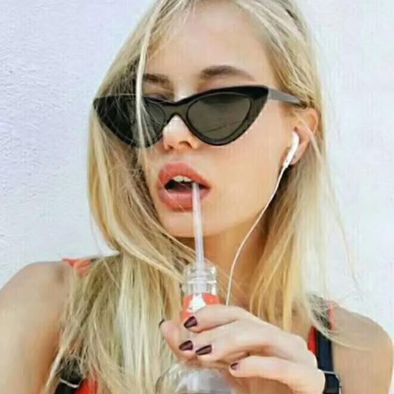 Compre RICHPER New Fashion Mulheres Óculos De Sol Cat Eye Eyewear Marca  Designer Retro Óculos De Sol Feminino UV400 Óculos De Sol De Xailiang, ... dc6565f5d8