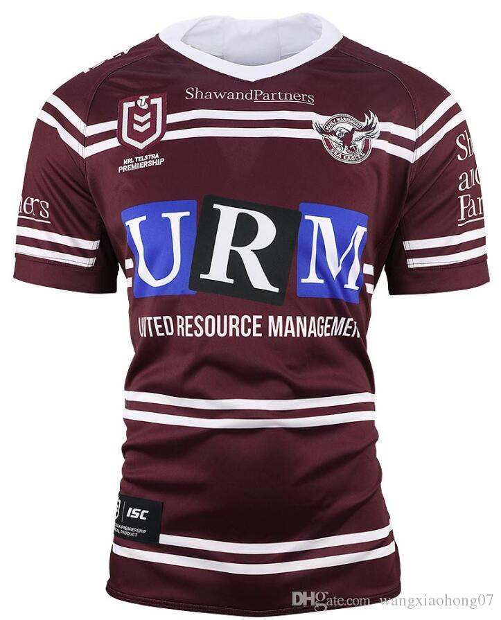 81c9fad57 2019 2019 NRL RUGBY JERSEY BRISBANE BRONCOS 18 19 HOME JERSEY NEW ZEALAND  Australia NSW NEWCASTLE KNIGHTS WESTS TIGERS AWAY JERSEY Size S 3XL From ...