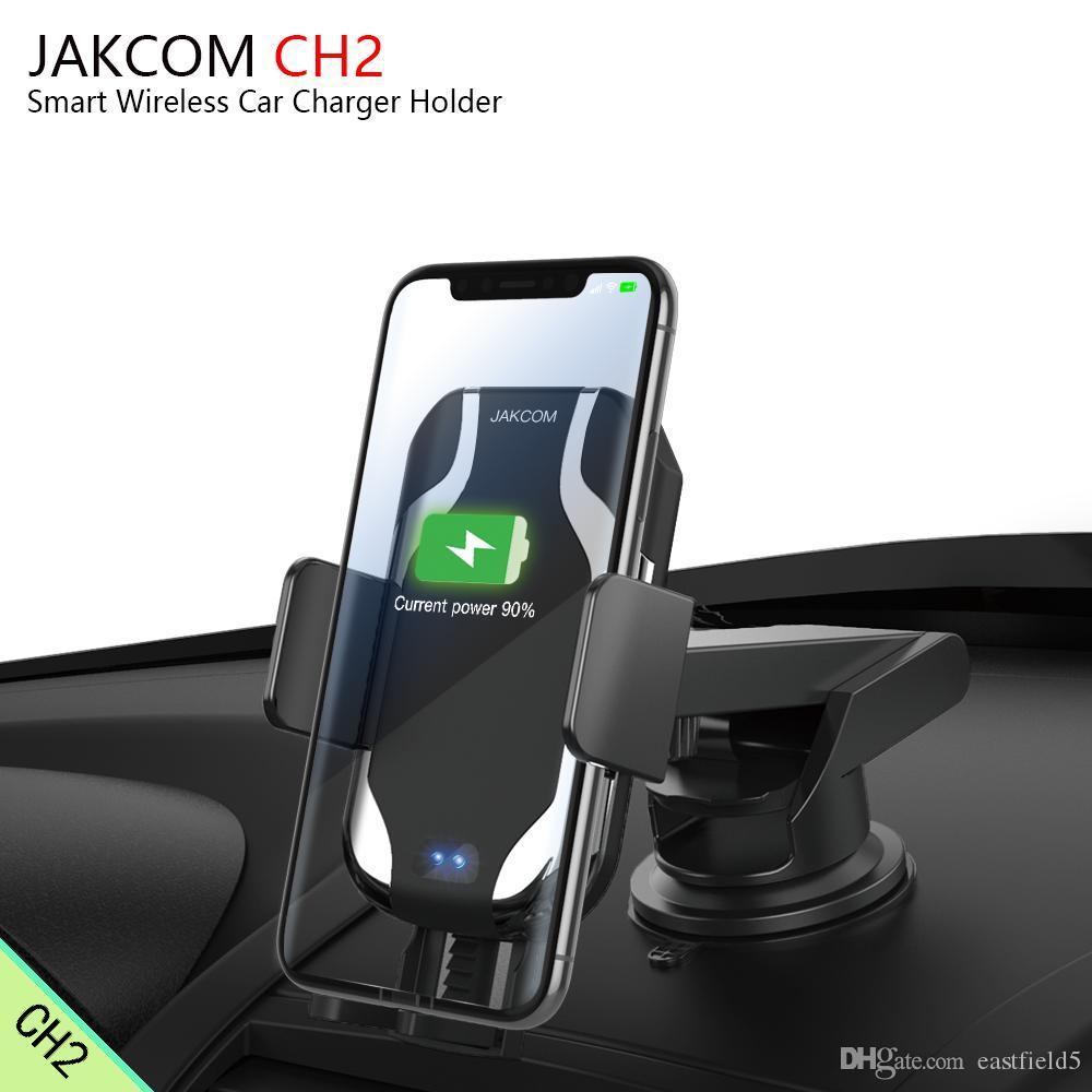 5bf5e95ce2c Cargadores Para Celulares Portatiles JAKCOM CH2 Inteligente Cargador De  Coche Inalámbrico Soporte De Montaje Venta Caliente En Cargadores De  Teléfono ...