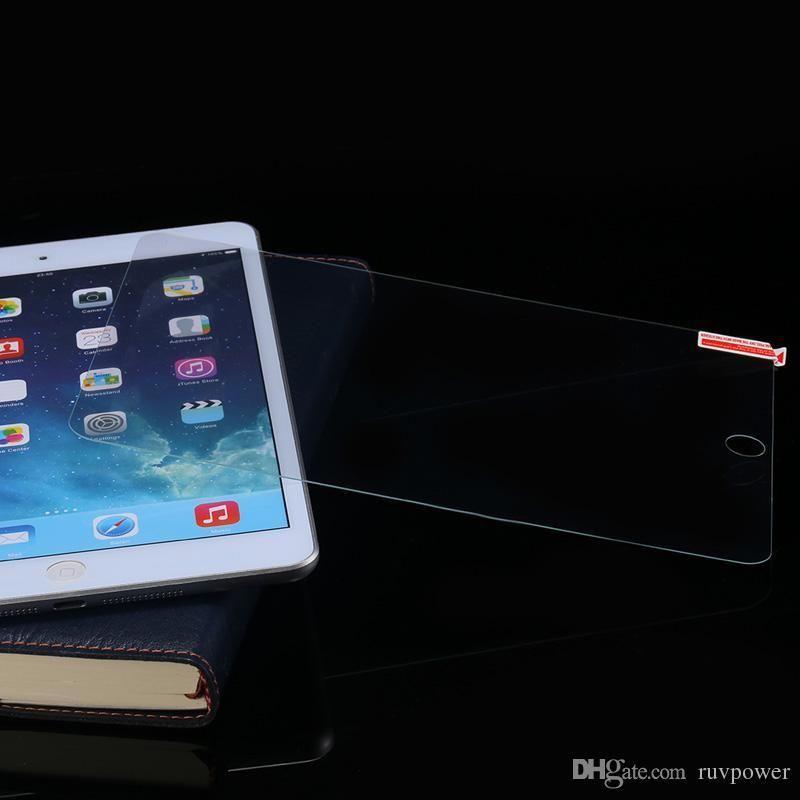 iPad Pro 용 iPad 강화 유리 화면 보호기 용 12.9 인치 3 4 AIR / AIR 2 MINI 3/4 패키지 없음