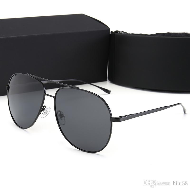 05b92e652e Compre Porsche 16610 Flash Espejo Gafas De Sol Marca Verano Polarización  Gafas De Sol Hombres Mujeres Protección UV Diseñador BanDtun Gafas  Auténticas Con ...