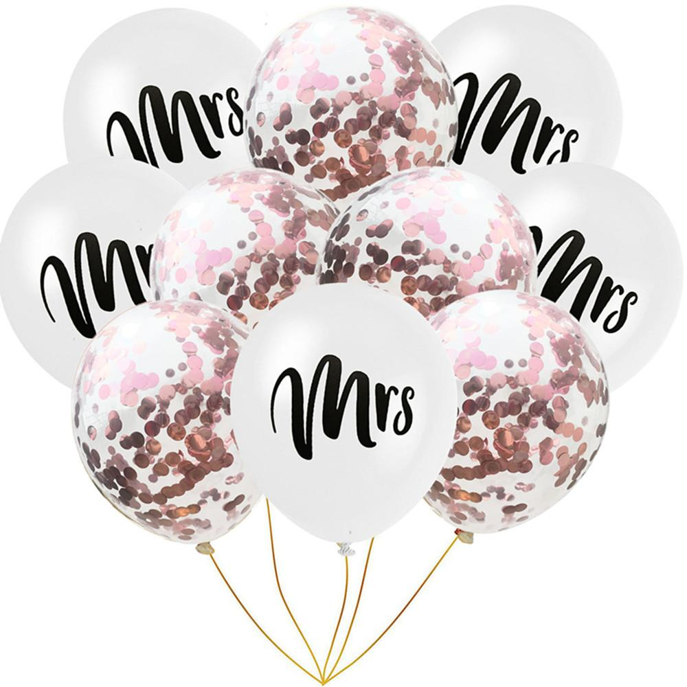 YaY Same Penis Forever Balloons Hen Bachelorette Party Decoration Just Married Bride to Be Baloon Hen Night Accessories