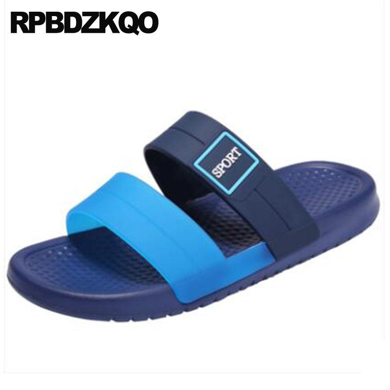 4401af910f Native Yellow Slip On Mens Sandals 2018 Summer Outdoor Rubber Water  Waterproof Slides Beach Jelly Fashion Shoes Slippers Blue Cheap Shoes Wedge  Sneakers ...