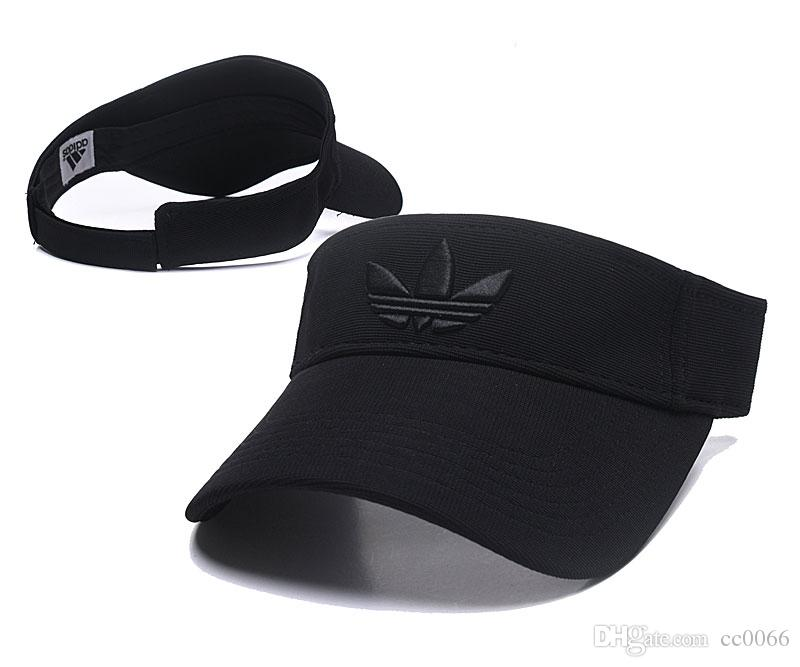 b914231fbdaeb6 New Designer Golf Hat Sun Visor Sunvisor Party Hat Baseball Cap Sun Hats  Sunscreen Hat Tennis Beach Elastic Hats From Cc0066, $7.03 | DHgate.Com