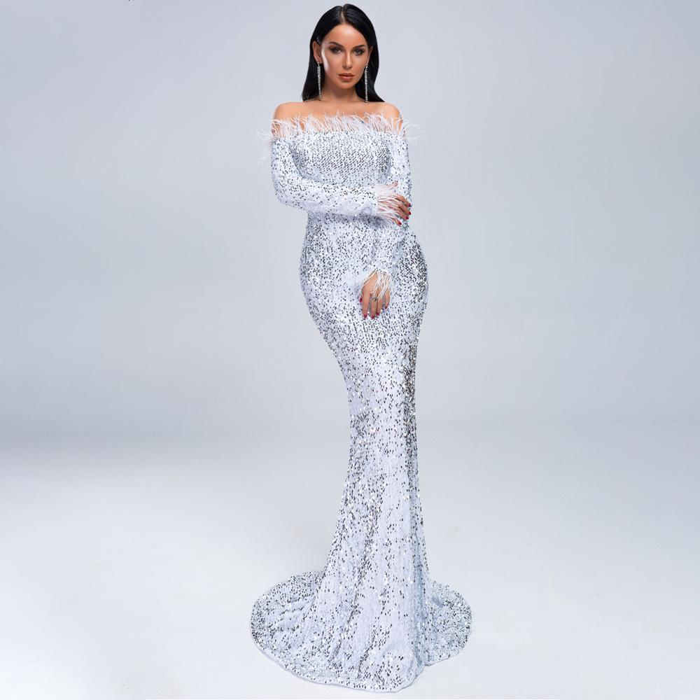 Cheap Wedding Dresses Raleigh Nc: 2019 Blingbling Red Sequins Prom Dresses Sleeveless