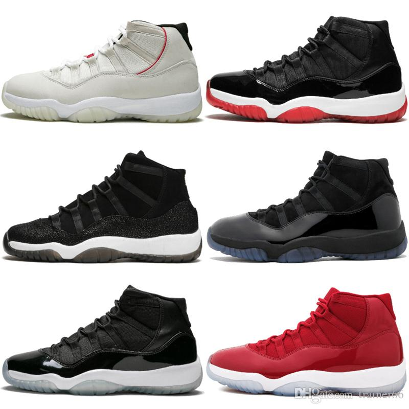 d80f2fb876c5 Platinum Tint 11 XI 11S Concord 45 Cap And Gown PRM Heiress Gym Red ...
