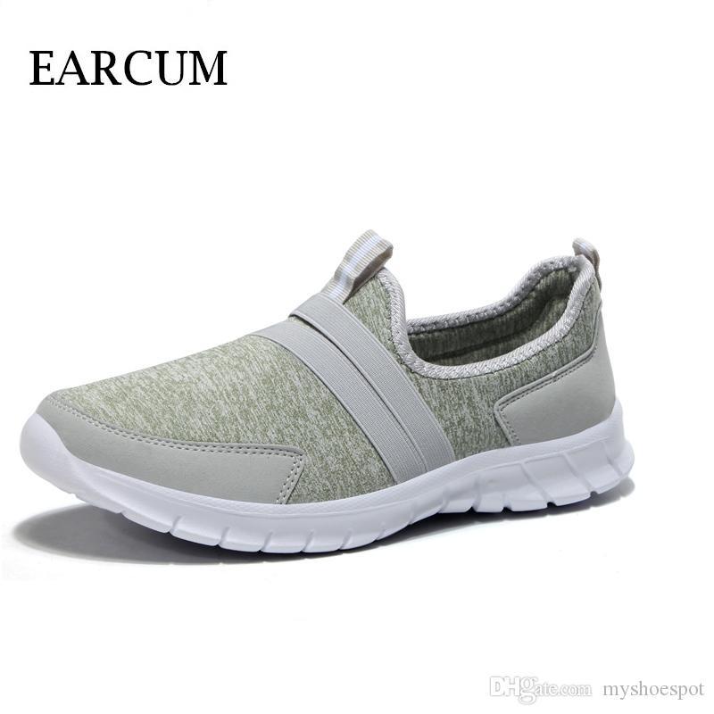 9ebe8a9f99e5 Fashion Runnin Shoes For Men Plus Size Men Sport Shoes Comfortable Couple  Soft Canvas High Quality Trainers Schoenen Manne  175406 Cheap Shoes For  Women ...