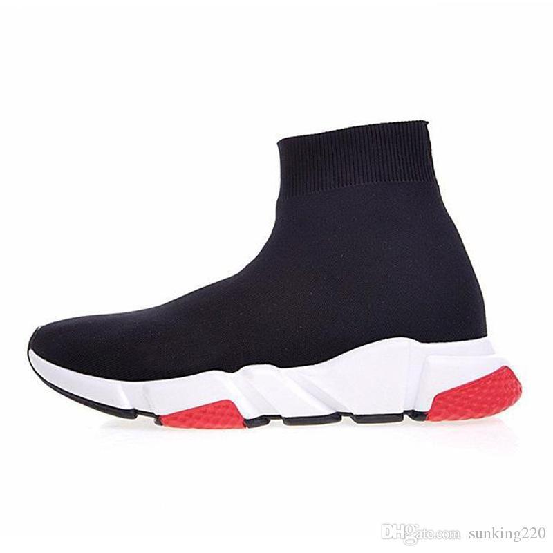Balenciaga Chaussette Chaussette Speed Trainer Runner Chaussures Avec Boite Sneakers De Haute Qualite Speed Trainer Chaussettes Race