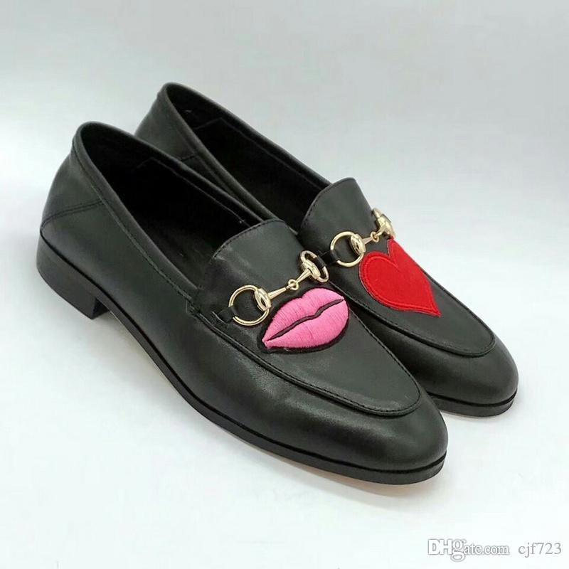 Men Formal Shoes Bowknot Wedding Dress Male Flats Gentlemen Casual Slip On Shoes  Black Patent Leather Red Suede Loafers Casual Shoes For Men Mens Sandals ... e6460fa6c9d0