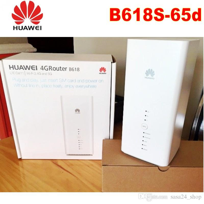 Brand New Unlocked Huawei B618 B618s-65d 4G LTE Outdoor 600mbps CPE Router  With Lan Port Gateway