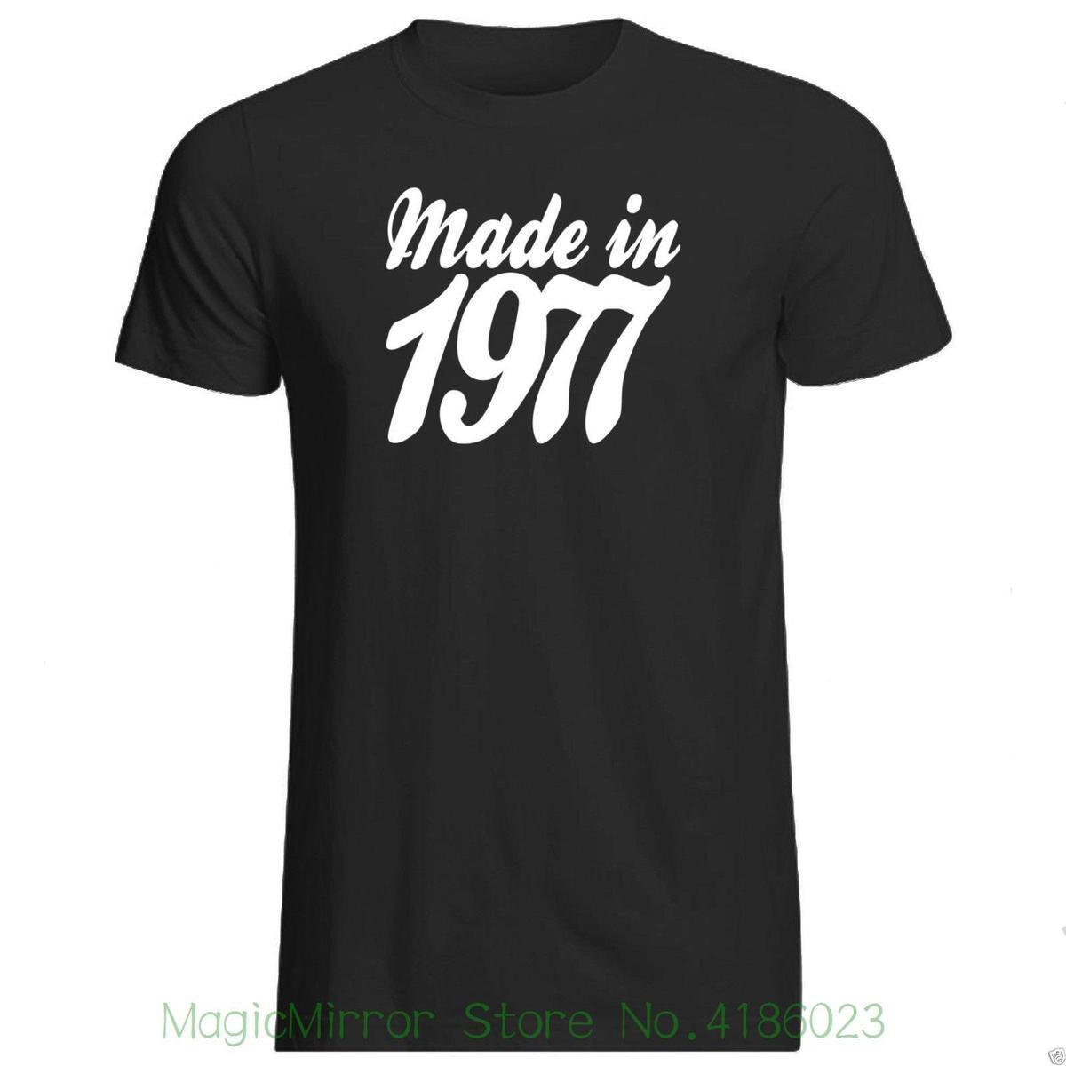 Del Tamaños Hijo Manga Colmarca El Corta Regalo Camiseta 1977 En Varios Fabricada PadreDe Para 1JTlFKc3u
