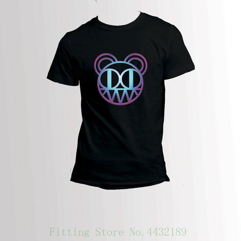 d51da8d2b739 Radiohead Logo Black And White T Shirt Men's Tee Short Sleeves Cotton  Fashion T Shirt Free Shipping