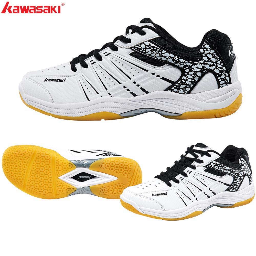 2019 New Kawasaki Brand Badminton Shoes for Men Breathable Anti ... 842f9c04449