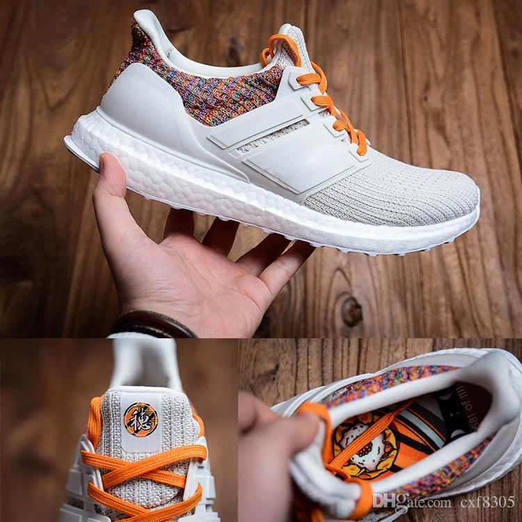 UltraBoost 4.0 Running Shoes for Mens Athletic Shoes CNY High Quality Outdoor Trainer Walking women Sneaker Ultra designer shoes size 36-45
