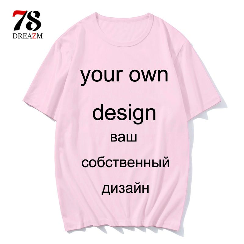 dfdd678bd Custom T Shirt Logo Printing Your Own Design Picture Men/Women Tshirt  Customized DIY Top T Shirt For Male/Female Short Sleeve Funny Cool Shirts  Be Awesome T ...