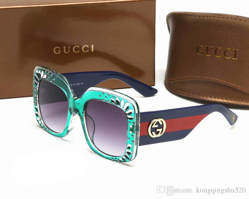 b41482f678e Big Frame Bee Sunglasses Women Design Popular New Summer Large ...