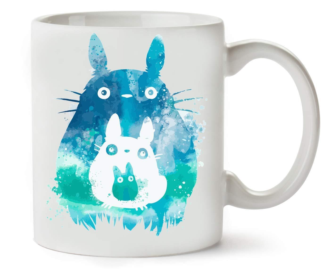 Classic My Spirits Coffee Tea Neighbor Totoro Forest Mug uTJKlF1c3
