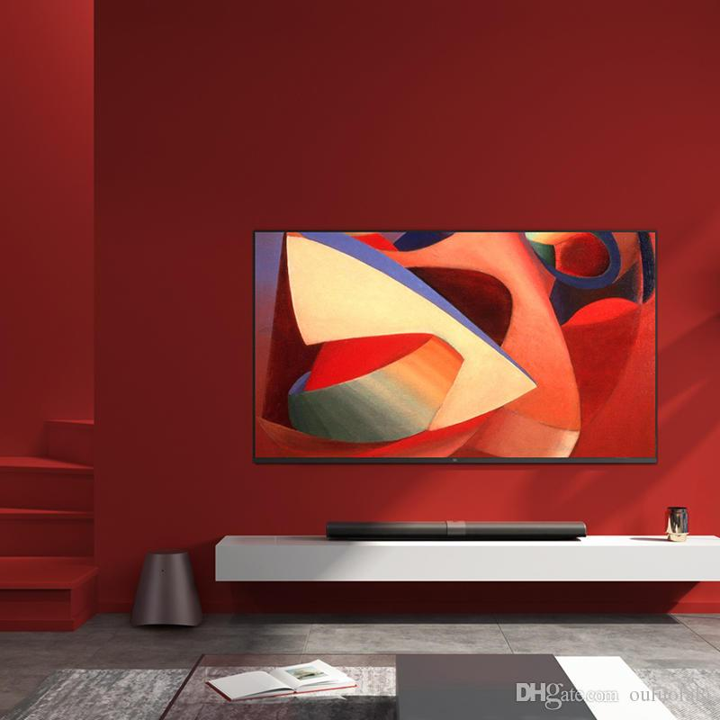 2019 new Xiaomi mural television 65 inch 4K HDR sophisticated quality ultra clear intelligent network flat panel LCD TV FedEx Free Delivery
