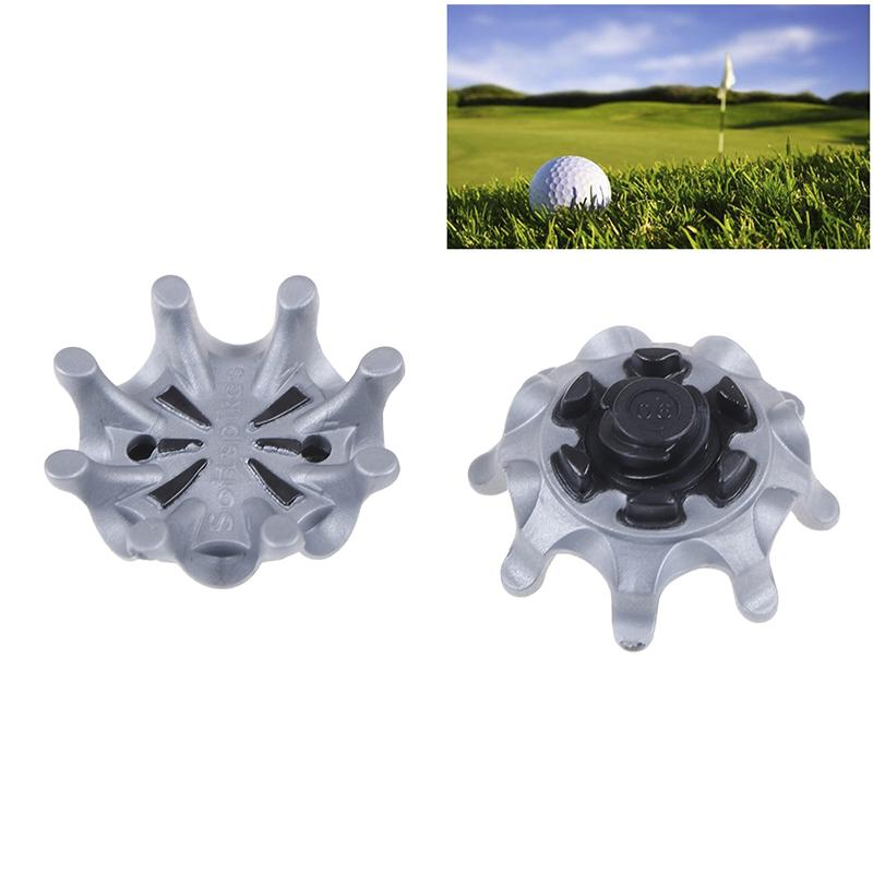 e40e107d99f5 2019 Golf Spikes Pins Turn Fast Twist Shoe Spikes Durable Replacement Set  Ultra Thin Cleats Pins Golf Shoes Parts From Orangeguo, $33.58 | DHgate.Com