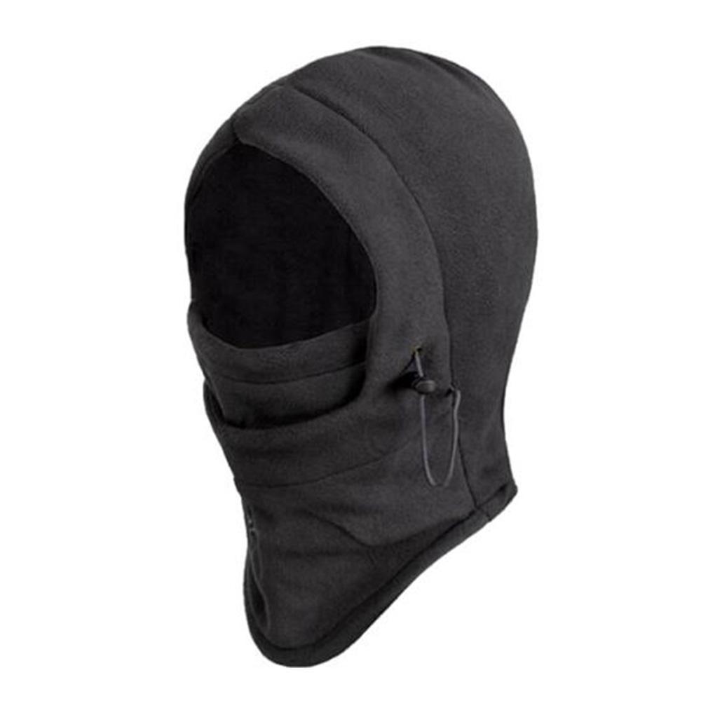 7ef1dea6322 2019 2 5 Winter Warm Cycling Face Mask Cap Bike Windproof Ski Mask Thermal  Fleece Snowboard Shield Hat Bicycle Neck Hood From Qingteawater