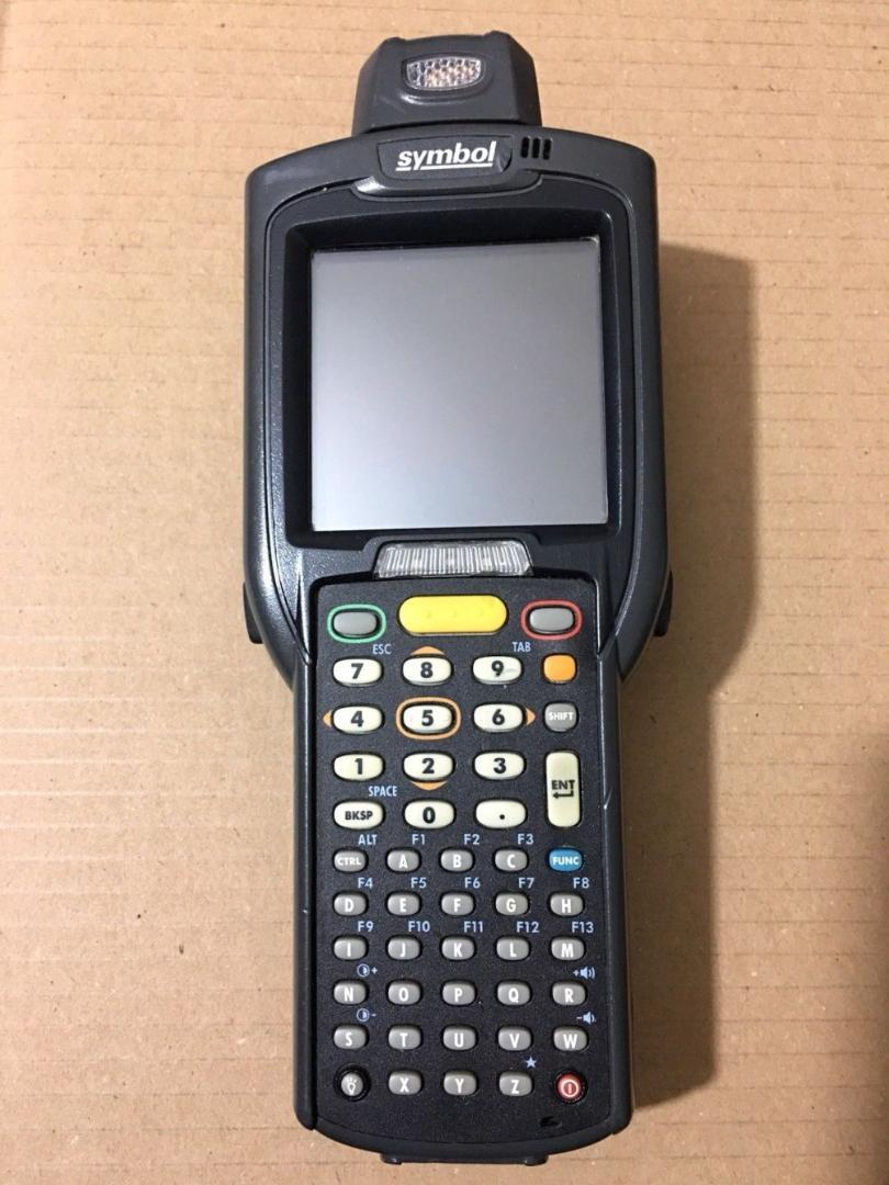 Refurbished For Motorola Symbol MC3090-RU0PBCG00WR Laser Wireless Barcode  Scanner