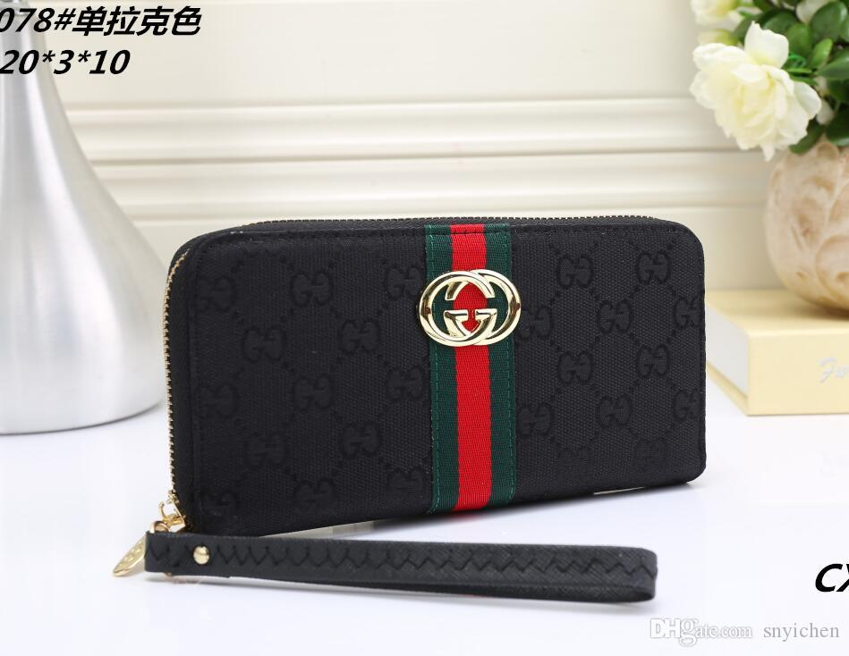 d8eac236bf09 GUCCI 2019 New Multi-functional Long Wallet Retro Casual Leather Wallet for  Men And Women The Wallet Online with $26.21/Piece on Snyichen's Store |  DHgate. ...