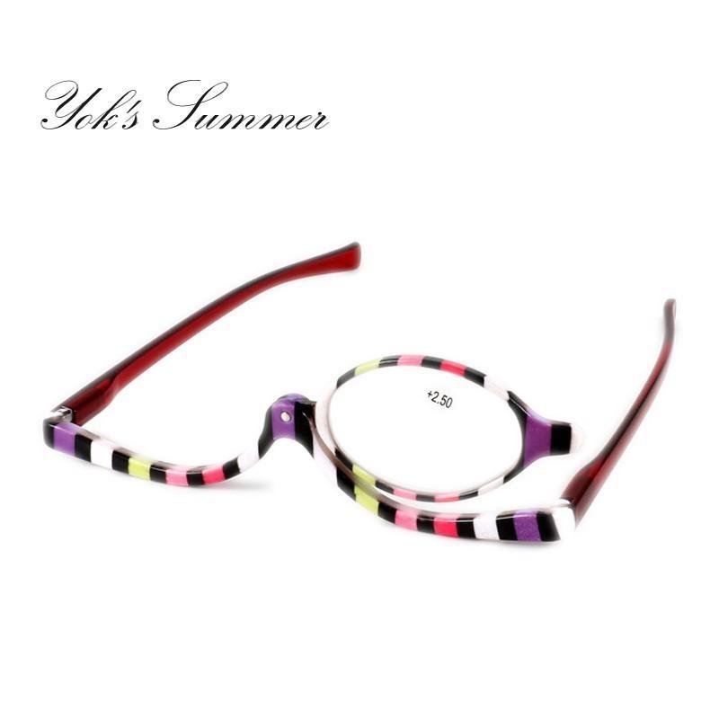 Yok\'s Rotating Magnifying Glasses Women Makeup Cosmetic Reading ...