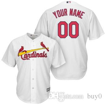 san francisco 84482 6ffa3 2019 Custom St.Louis Sports Cheap Cardinals Baseball Jerseys Fashion Men  Youth Yadier Molina Stan Musial Jersey Sizes wholesale rugby kids