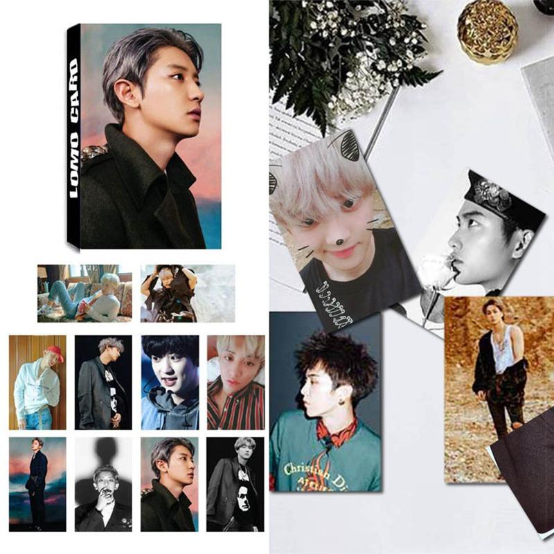 2019 Box K Pop Exo Don T Mess Up My Tempo Album Self Made Paper