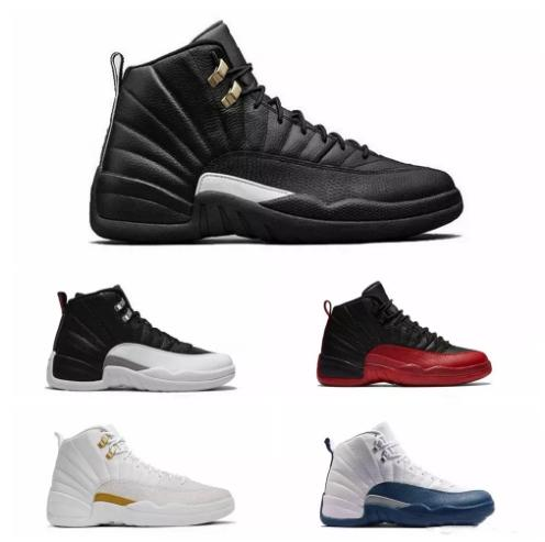76e7a5dbceb 2019 12 White Red Cap And Gown Gym Red Black Stingray OVO Midnight Navy  Bred Shoes 12s Mens Womens Kids Basketball Sneaker Drop Ship From  Shoes112500