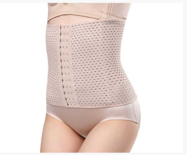 7076fc2f5b7 2019 Waist Trainer Hot Waist Trainer Corset Shapers Slimming Belt Body  Shaper Strap Belt Corset Women CLothing Plus Size 5XL From Goddard