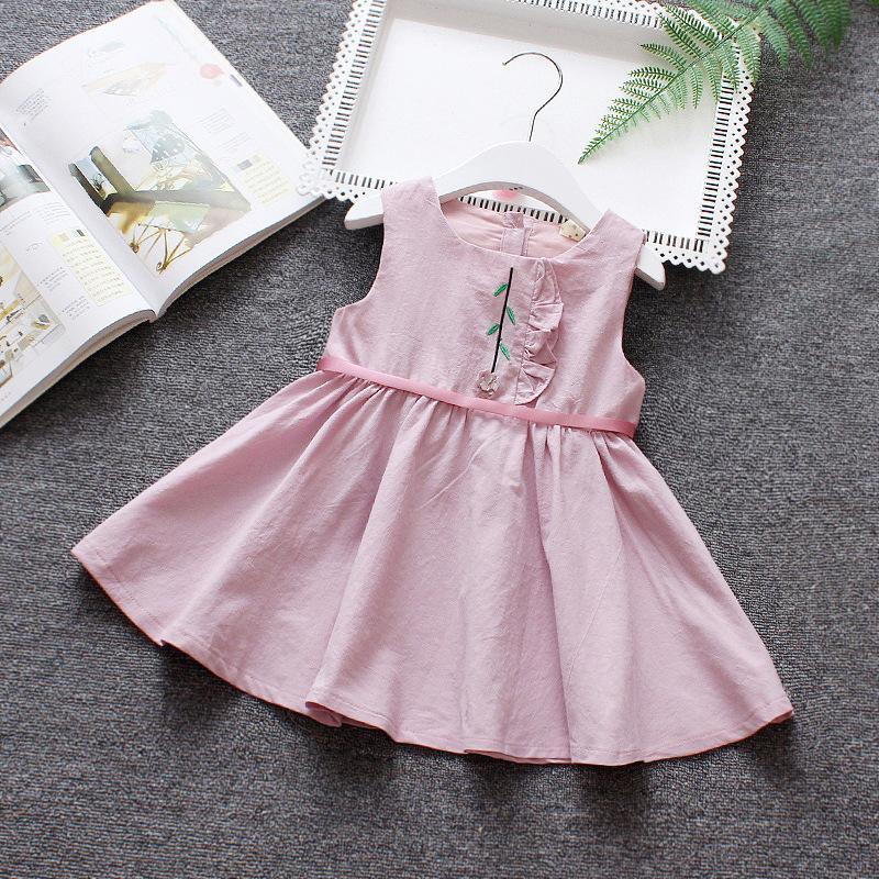 aa393cdea 2019 Good Quality Hot Sale Newborn Girls Summer Dress Fashion Style Baby  Kid Cotton Princess Girls Dress Infant Sundress Clothes Vestidos From  Usefully13, ...