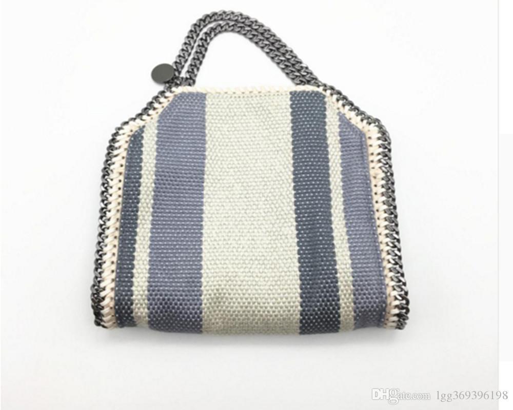 2019 Luxuy Falabella Stella MC Flap Shoulder Bag Fashion Soft Lady ... 1fb4dec1a49c6
