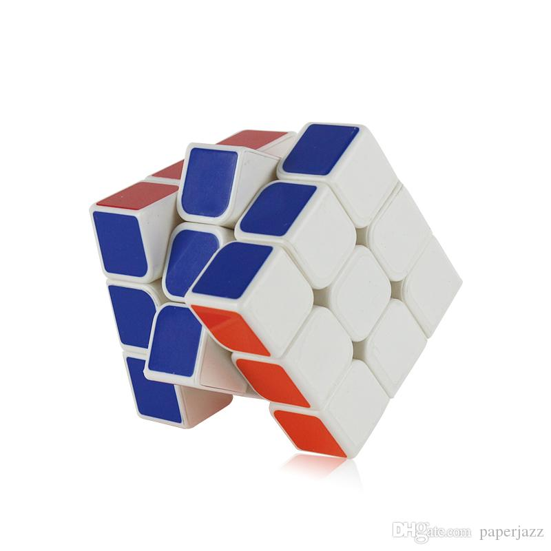Puzzle Cube 3x3x3cm Mini Magic Cube Game Decompression Toys Learning  Educational Game Rubik Cube Good Gift Toy