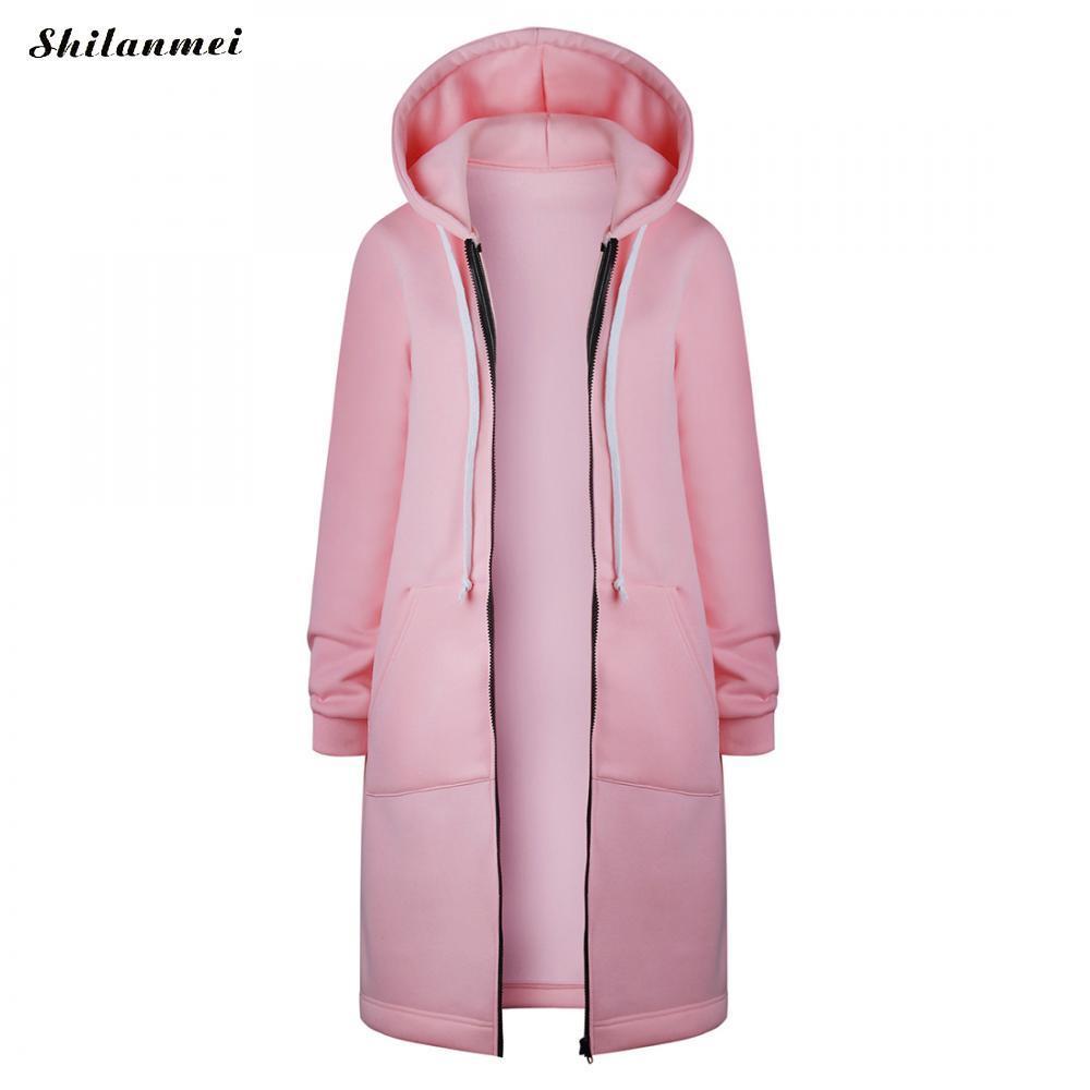 f094fd6c3ae20 2019 Plus Size Autumn Winter Jacket Women Wool Tops Chaqueta Mujer ...