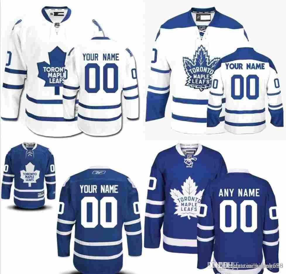 2019 2016 Customized Men S Toronto Maple Leafs Custom Any Name Any Number Ice  Hockey Jersey f1b06167a