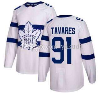 promo code f1baa 108c9 Men s Toronto Maple Leafs #91 John Tavares White 2018 Stadium Series  Stitched Jersey,29 NYLANDER 93 GILMOUR 9 JOHNSON sports Hockey jerseys