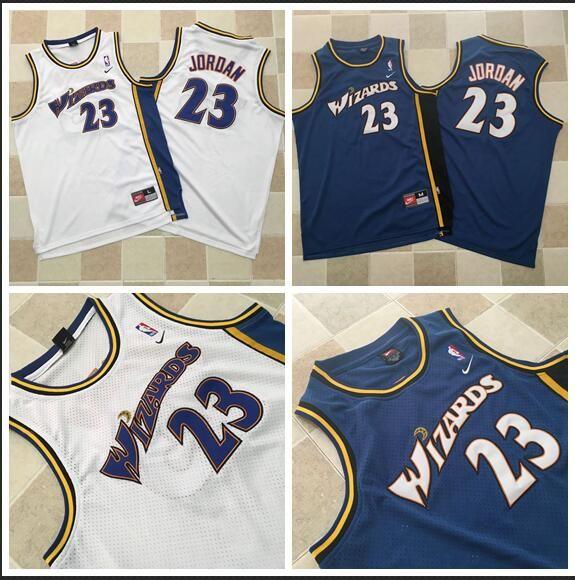 9c4f51849f8 Men Washington Basketball Wizards  23 Mitchell Jerseys Super Red ...
